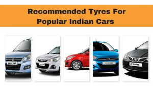 best tyres for Indian cars