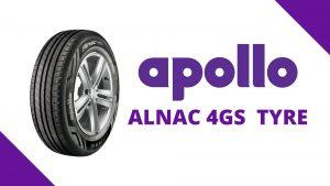 Apollo Alnac 4GS Tyre