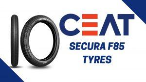 Ceat Secura F85 Tyre