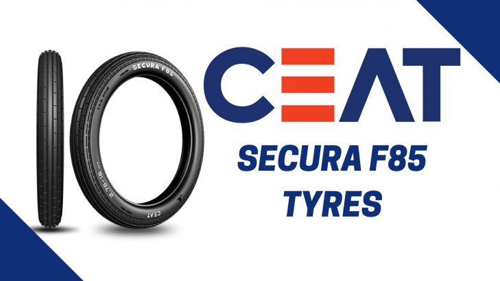 Ceat Secura F85 Motorcycle Tyre Review – For Bikes Like Passion Pro, Splendor Pro, Discover etc.