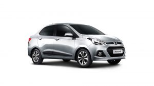 Hyundai Xcent Ground Clearance