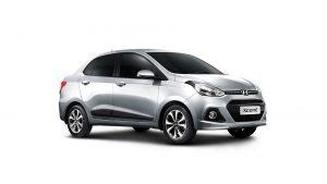Hyundai Xcent Ground Clearance