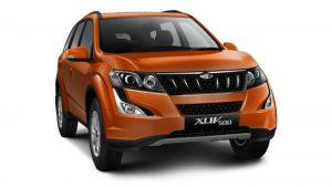 Mahindra XUV500 Tyre Upsizing