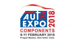 14th Auto Expo 2018 Components