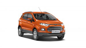 Ford EcoSport Ground Clearance
