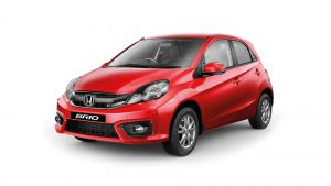 Honda Brio Ground Clearance