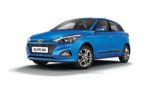 Hyundai Elite i20 Ground Clearance