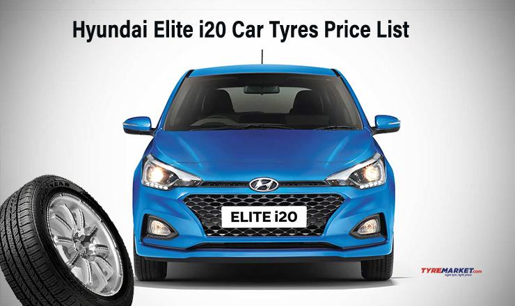 Hyundai Elite I20 Car Tyres Price I20 Tyre Size Best I20 Tyres
