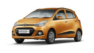 Hyundai Grand i10 Ground Clearance