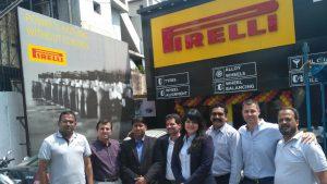 Pirelli Tyre Centre Bengaluru