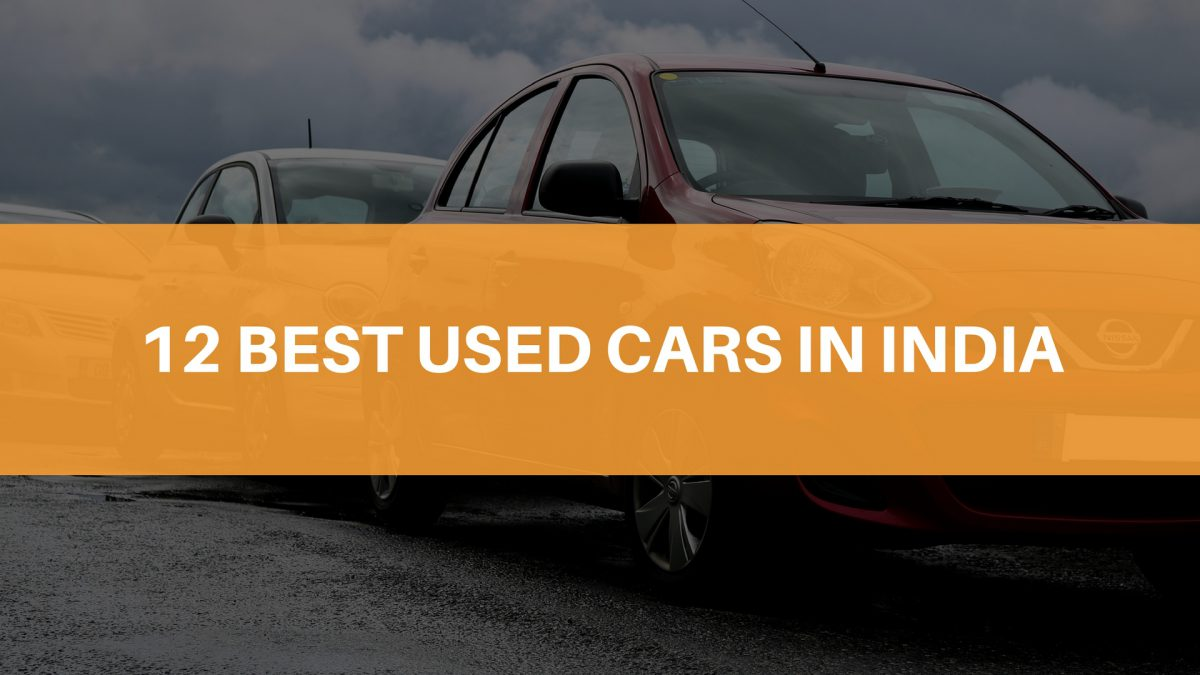 best used cars in India