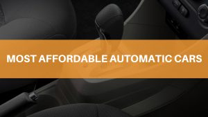 Most Affordable Automatic Cars