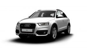 Audi Q3 Car Tyres Price List