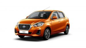 Datsun Go Ground Clearance
