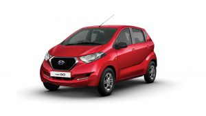 Datsun Redigo Ground Clearance