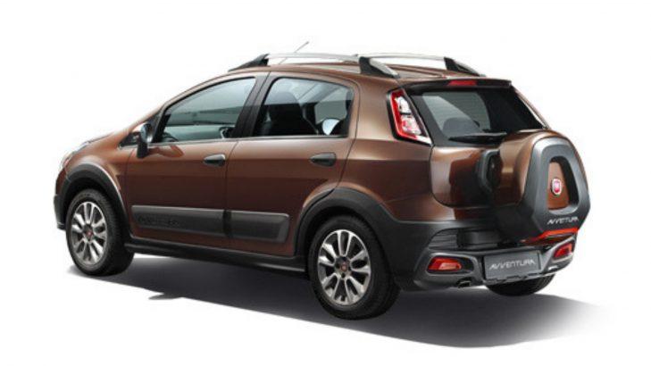 Fiat Avventura Ground Clearance