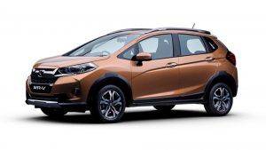 Honda WR-V Ground Clearance