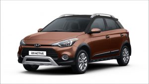 Hyundai i20 Active Ground Clearance