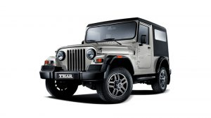 Mahindra Thar Car Tyres Prices List