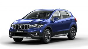Maruti S-Cross Ground Clearance