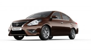 Nissan Sunny Ground Clearance