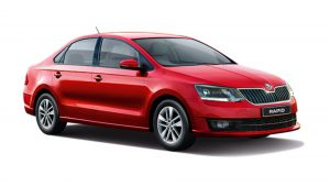 Skoda Rapid Ground Clearance