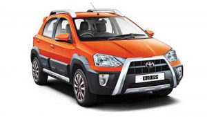Toyota Etios Cross Ground Clearance