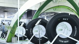 BKT Tires Tyrexpo India 2018