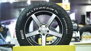 Pirelli AllTerrain Plus Tyrexpo India 2018