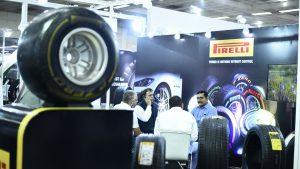 Pirelli Tyres Tyrexpo India 2018