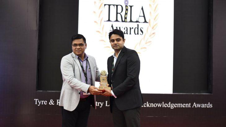 TRiLA Awards 2018 Apollo Tyres