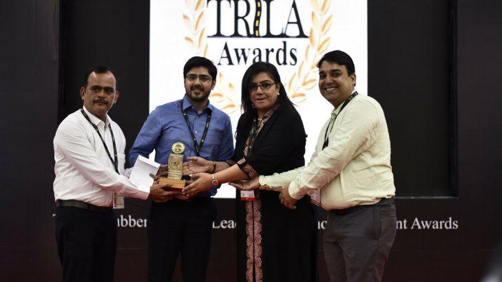 TRiLA Awards 2018 Goodyear Tyres