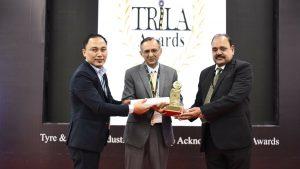 TRiLA Awards 2018 Vikram Malhotra JK Tyre