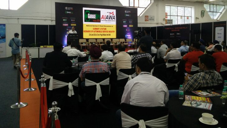 Tyrexpo India 2018 & GarageXpo India 2018 – Day 3 Event Highlights