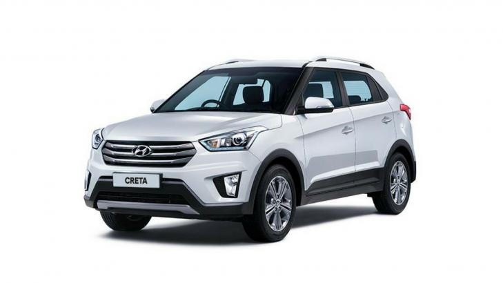 Hyundai Creta SUV Tyres Price List