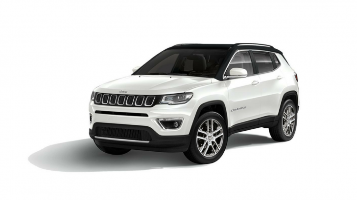 top 10 suv in india - Jeep Compass