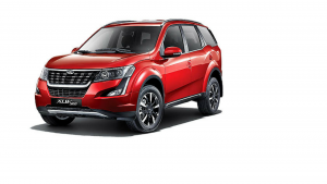 Mahindra XUV500 Ground Clearance