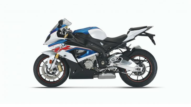 BMW S 1000 RR top speed