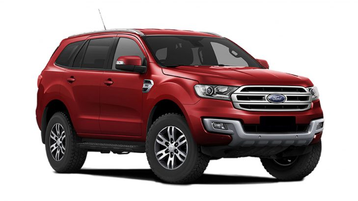 Ford Endeavour SUV Tyre Price List