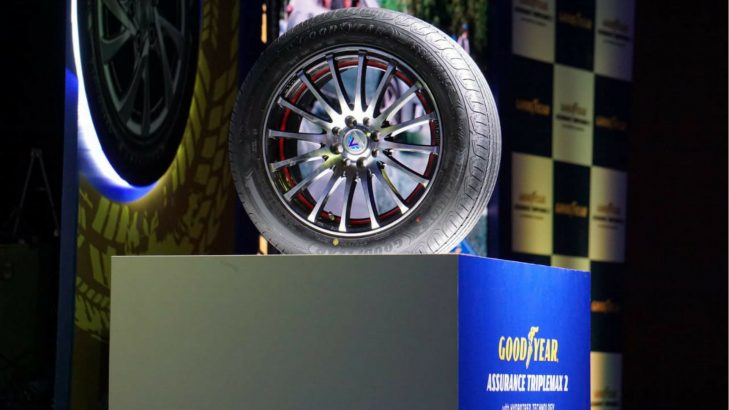 Goodyear Assurance TripleMax 2 Tyre Launched In India In 10 Sizes