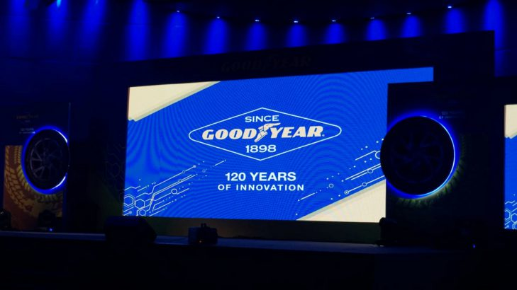 Goodyear Set To Launch Fuelmax Performance Tyres