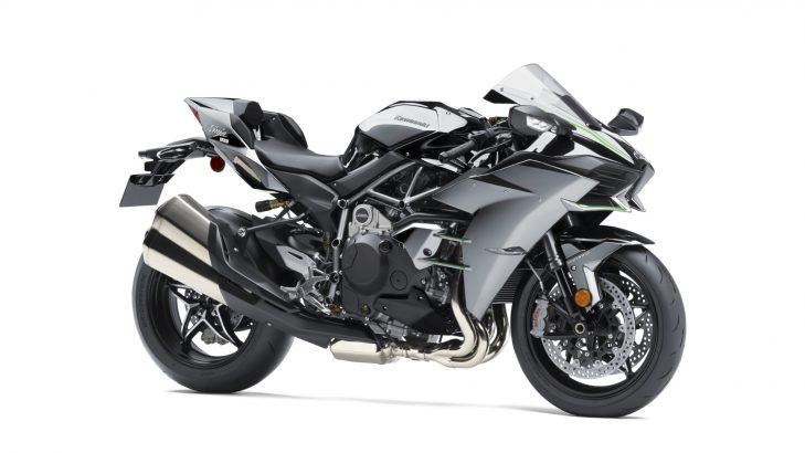 Kawasaki Ninja H2 top speed