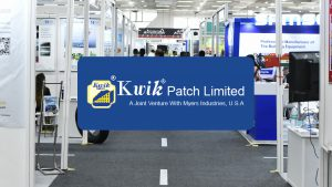 Kwik Patch Limited Tyrexpo India 2018