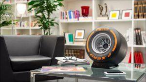 Pirelli P Zero Speaker