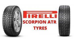 Pirelli Scorpion ATR Tyres