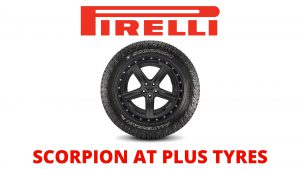 Pirelli AllTerrain Plus Tyres