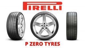 Pirelli P Zero Tyres Price