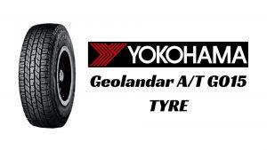 Yokohama Geolandar AT G015 Tyre