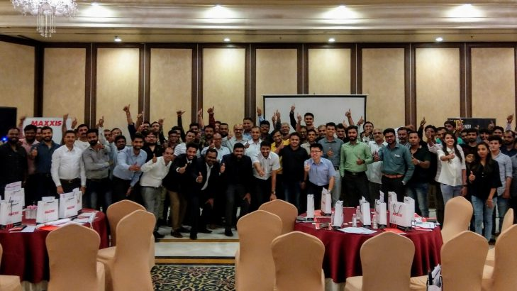 Maxxis Tyres Rolls Out Its Business Plan At The Dealers Meet In Surat