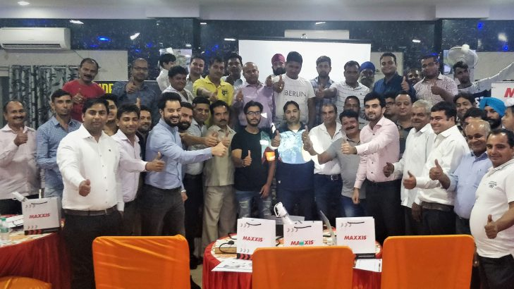 Dealers Of Maxxis Tyres Meet In Kaithal To Chart A New Course In The Tyre Industry